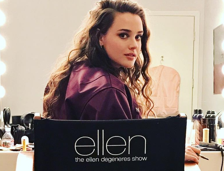 Katherine will be on The Ellen Show!