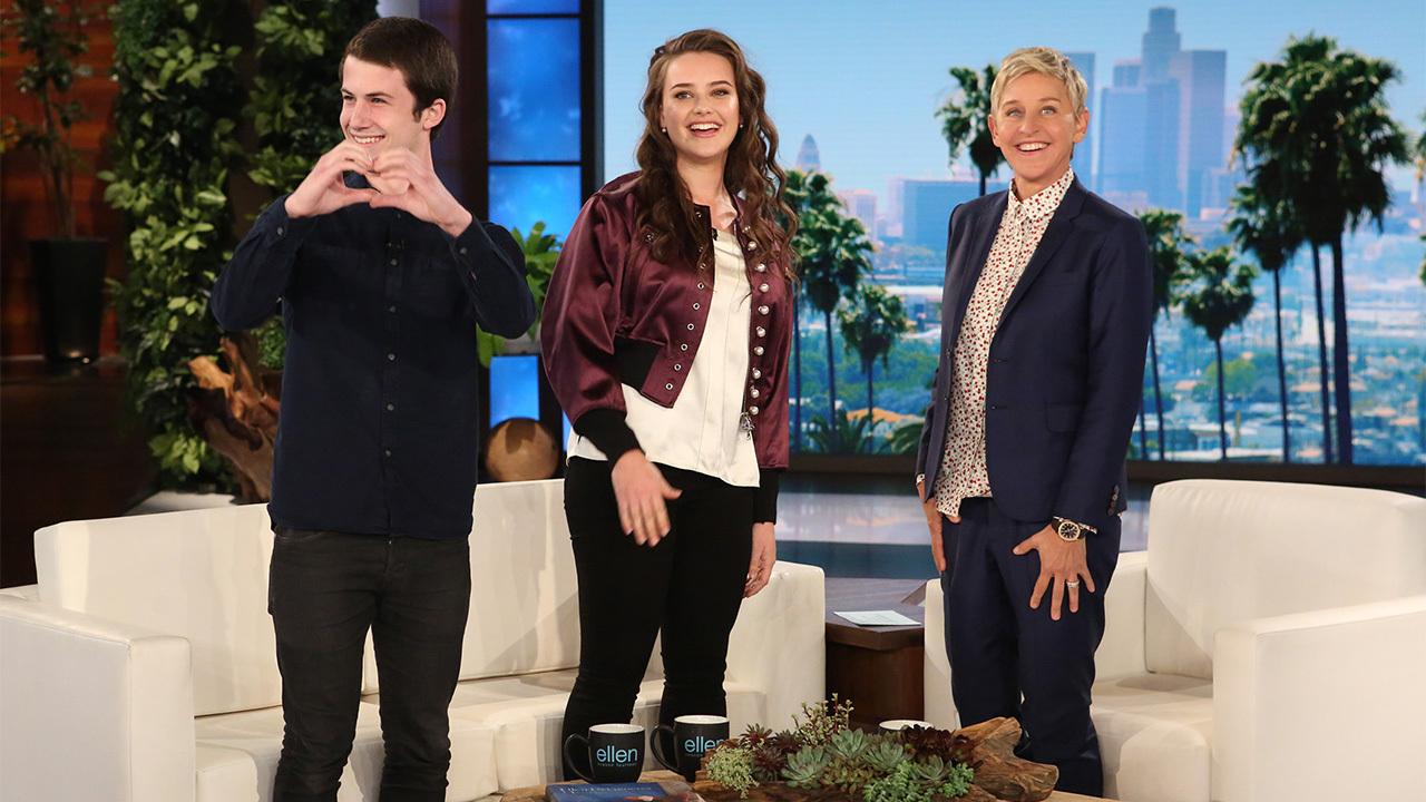 The Ellen Show [Photos + Video]